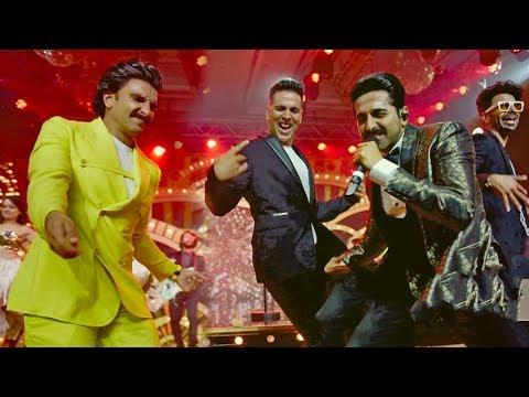 Must Watch: Akshay Ranveer Ayushmann & Aparshakti Set Stage On Fire