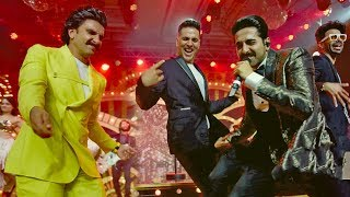 Must Watch: Akshay, Ranveer, Ayushmann & Aparshakti Set Stage On Fire