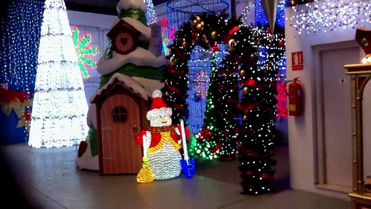 morales iluminacin casa arbol decoracion para centros comerciales youtube