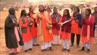 POUSH MELA 2012, 'Meye Ganga Jamuna Saraswati' By- LAKKHAN DAS BAUL.mov