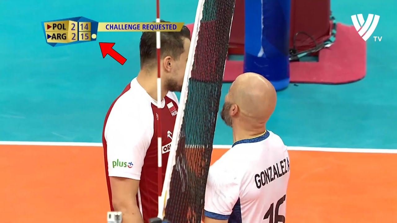 The Most Risky Match in Volleyball History (HD)