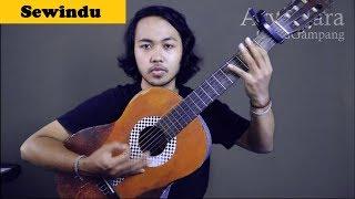 Chord Gampang (Sewindu - Tulus) by Arya Nara (Tutorial Gitar)