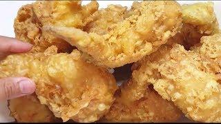 크리스피 버터후라이드치킨 만들기 Crispy fried…