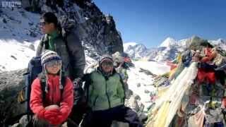 Climbing MT Everest with a Mountain on My Back The Sherpa's Story BBC full documentary 2013 nepal