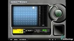 1X2 Network - Kenotronic - GamePlay Video
