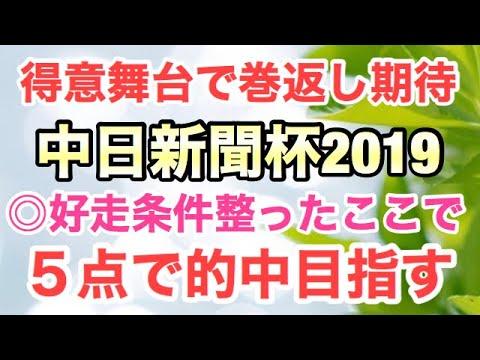 中 日 新聞 杯 2019