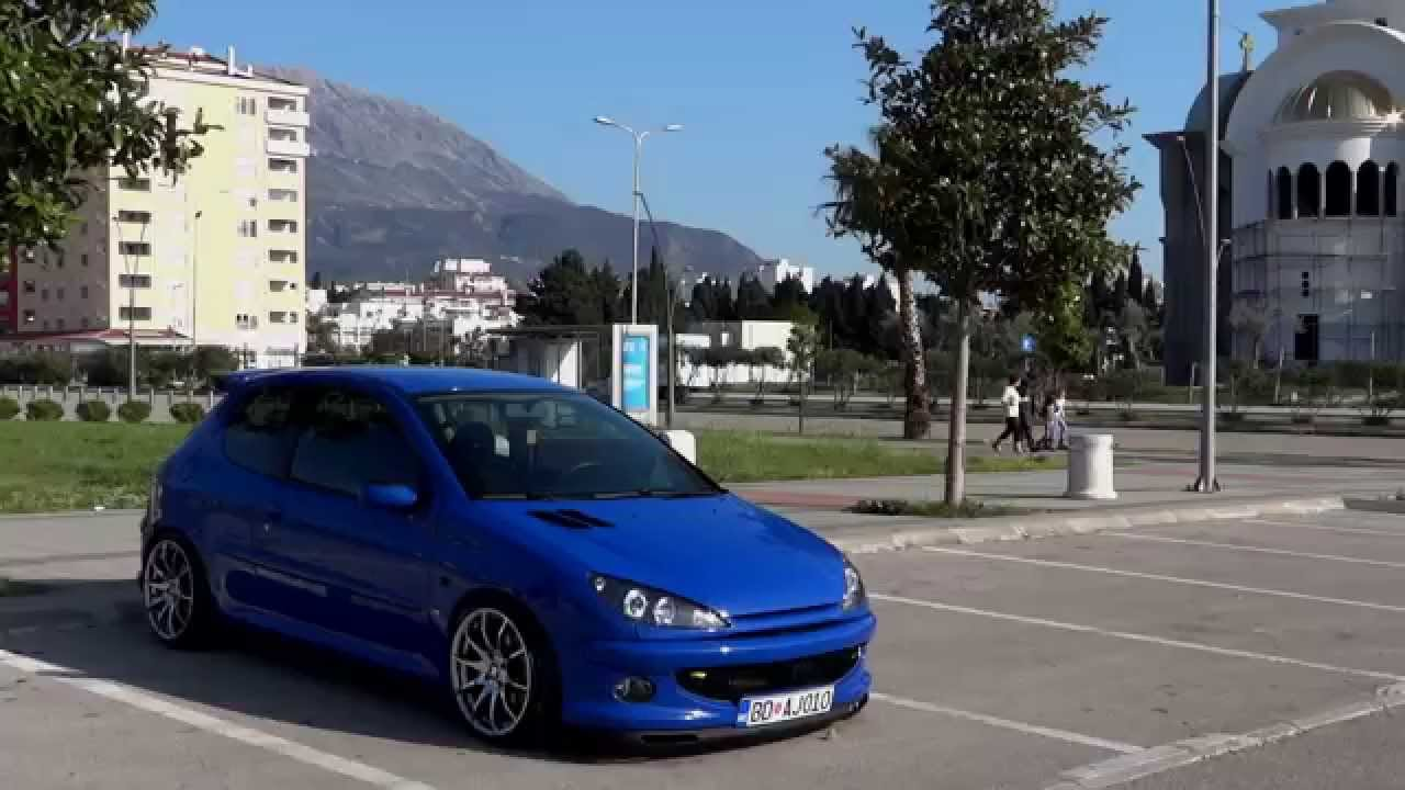 peugeot 206 hdi tuned by nikola tomovic youtube. Black Bedroom Furniture Sets. Home Design Ideas
