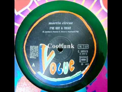 Martin Circus - I've Got A Treat (12