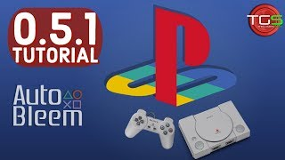 Autobleem 0.5.1 + Retroarch Install Tutorial | PS Classic How To