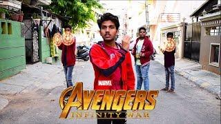 Avengers Infinity War WEIRDEST EVER INDIAN TRAILER SPOOF | DROLE FACTORY thumbnail
