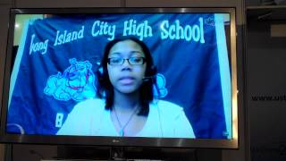 US Youth Facing Climate Change: Maya Faison- Aftermath of Hurricane Sandy in New York