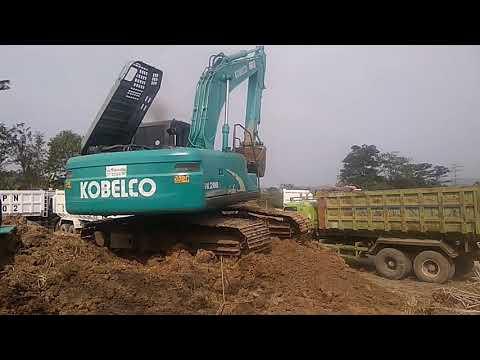 Menambah Lincah Trek Steel Di Selenoid Excavator SK200 8(menambah Gesit/tenaga Excavator Kobelco)