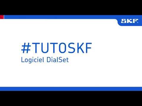 Tuto SKF Dialset - Outil rapide de calcul de lubrification