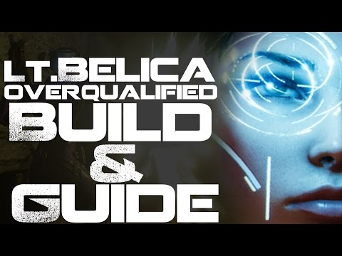 Paragon : Belica Build and Guide | Overqualified
