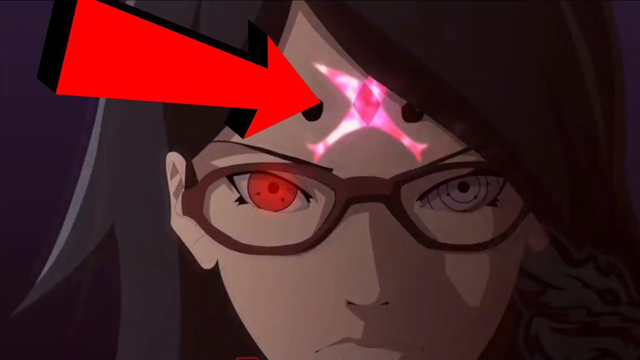 Why Sarada Won't Get The Byakugou Seal