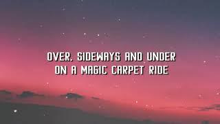 Zayn,  Zhavia Ward /A whole new world / lyrics status