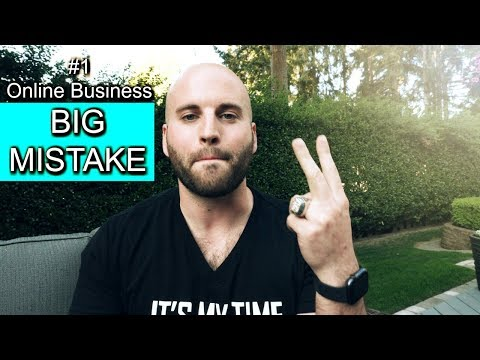 The #1 Mistake People Make In Online Business - 3 Things To Focus On To Make $100 Per Day