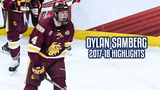 Dylan Samberg | 2017-18 Highlights