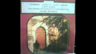 Gambar cover D. Bourgue plays Emmanuel Chabrier Larguetto