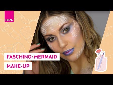 Tutorial: Mermaid Make-up - LOOK BY BIPA create your look