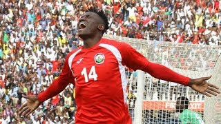 Michael Olunga ● Pride of Kenya ● National Team Highlights ● Road to AFCON 2019