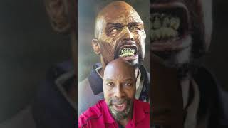 Monroe Comic Con 2017. Eugene Clark as Big Daddy from George A Romero's  Land of the Dead