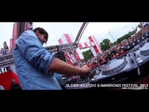 Oliver Koletzki @ Awakenings Festival 2013