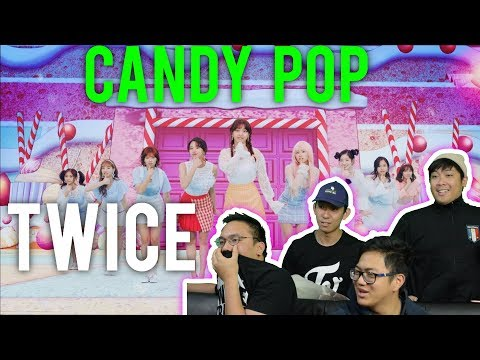 TWICE 'CANDY POP' (MV Reaction) #roadto100k