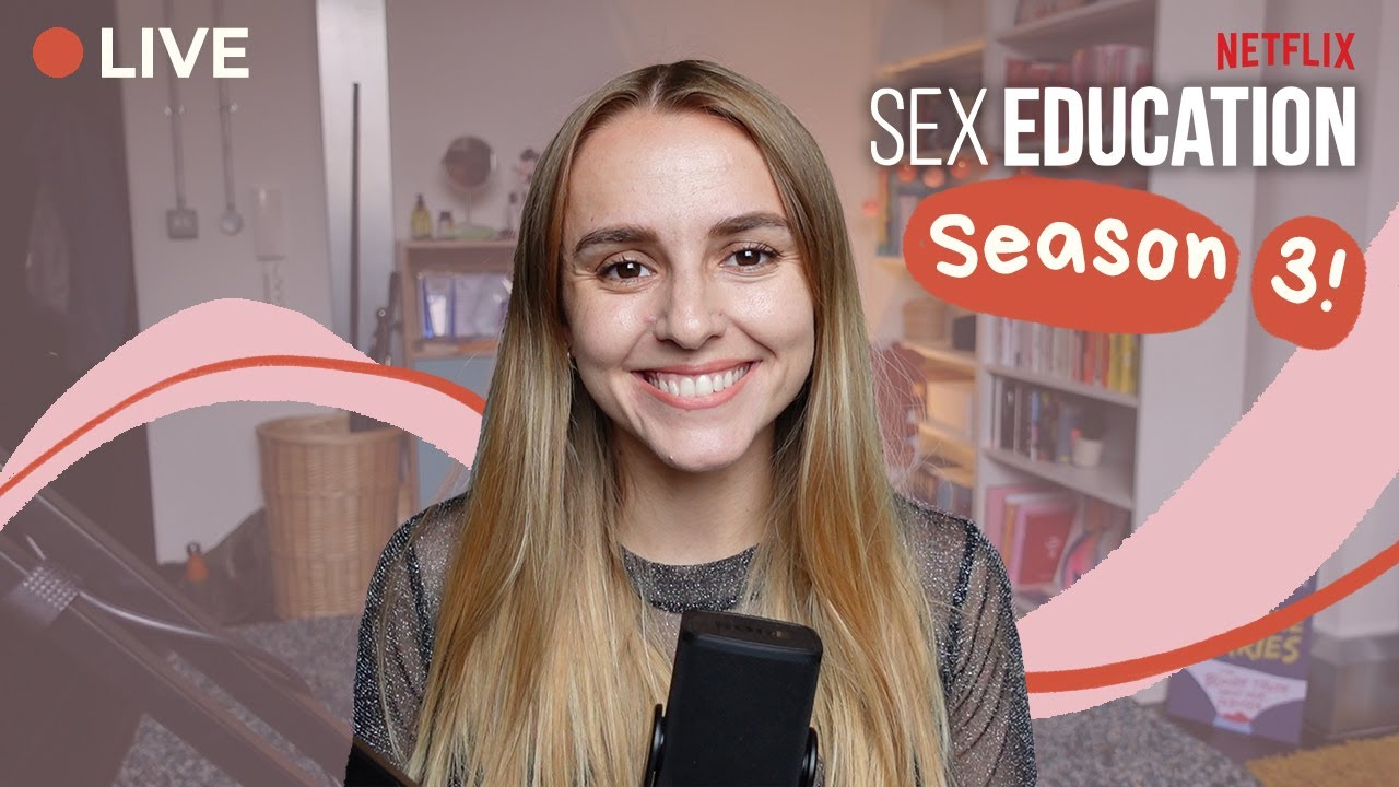 Download Let's Talk About... Sex Education Series 3! 🍑