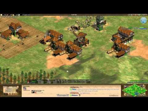 AoE2- Spring vs Mahya - 2k+ Arabia