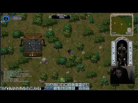 Ultima Online Atlantic Server. (Stealing Navrey Night-Eyes Web And My RPG Thief Template)