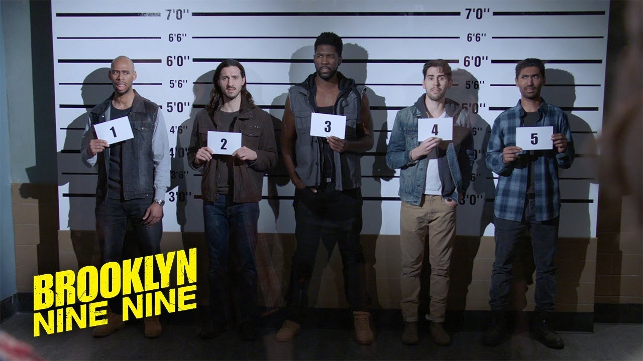 Brooklyn Nine-Nine Cold Opens - I Want It That Way