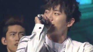 2PM world tour in Seoul - 미친거 아니야 (Go Crazy)