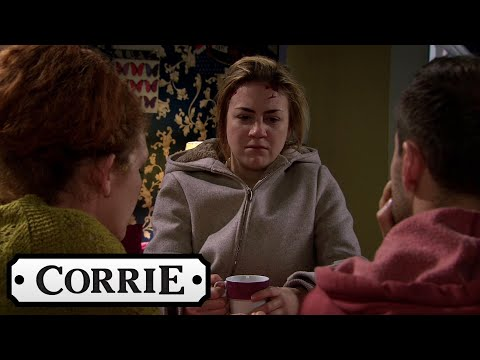 Jade Returns After Fiz Knocked Her Out | Coronation Street