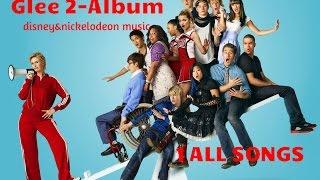 Glee 2-Album 1 ALL SONGS