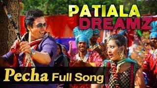 Pecha - Full Video Song - Patiala Dreamz - Kulwinder Billa & Sonika Sharma