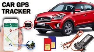 How to Install HIDDEN GPS Tracker in any Car | Spy Car Tracker