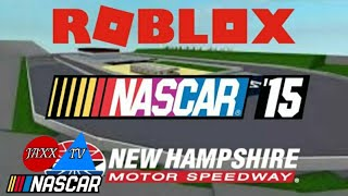 Roblox | Nascar New Hampshire Sim