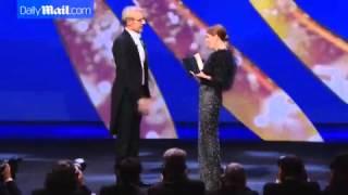 Julianne Moore awarded Best Actress...