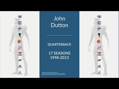 John Dutton: Football Quarterback