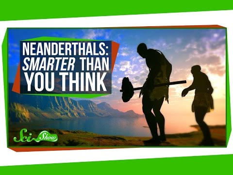 Download Youtube: Neanderthals: Smarter Than You Think