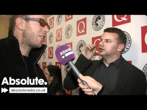 Chemical Brothers interview at the Q Awards 2010