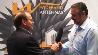 #wishow - PCIA 2013: Henry Cooper, Owner of Wideband Antennas Part 1: Company & Product Overview