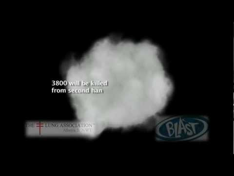 Second Hand Smoke Kills BLAST