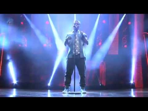 Idols SA 10 Highlight: Ep 16 - Vincent Bones channels Santana