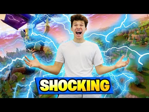SHOCKING ELECTRIC FORTNITE! 1 DEATH = 1 SHOCK!!