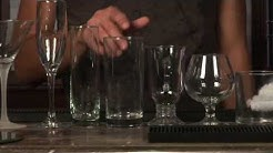 Bartending Tips : Types of Bar Glasses