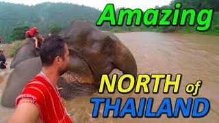 Amazing Northern Thailand. Bangkok, Chiang Mai, Chiang Dao, Pai // Travel GoPro Hero 3