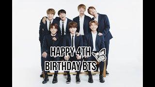 Gambar cover [BANGTAN FANSUB] HAPPY 4TH BIRTHDAY BTS !