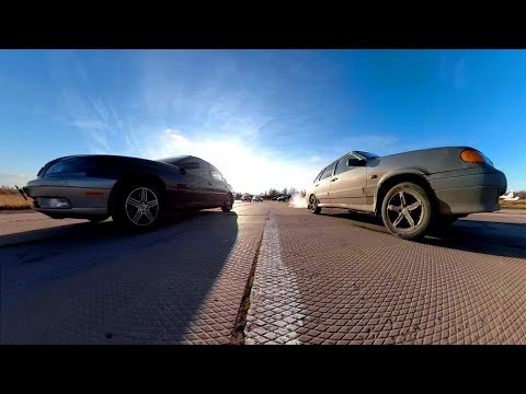 GM vs ВАЗ. Cadillac или 2115?